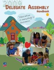 2009 Handbook - Texas Association of School Boards