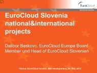 Cloud Computing und SaaS - Transparenz und Sicherheit durch das ...