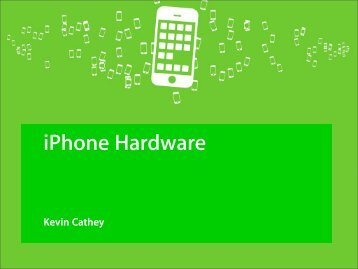 iPhone Hardware