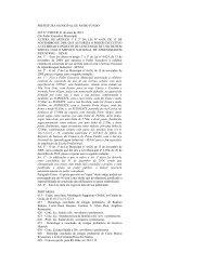 (Do Poder Executivo Municipal) ALTERA OS ARTIGOS 1º E 3