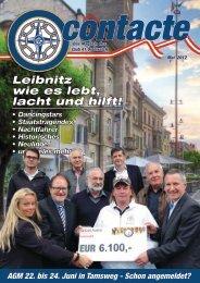 Contacte Mai 2012 - Club 41