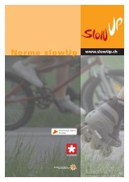 Norme slowUp