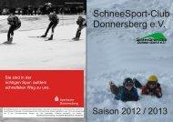 SSCD- Wasserskitreffs - SC Donnersberg e.V.
