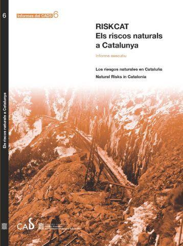estudi RISKCAT - Generalitat de Catalunya