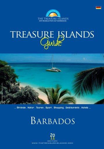 Ein Sprung in die Geschichte von Barbados - The Treasure Islands