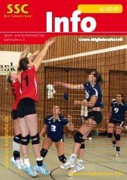 4-2010 - Sport und Schwimmclub Karlsruhe eV