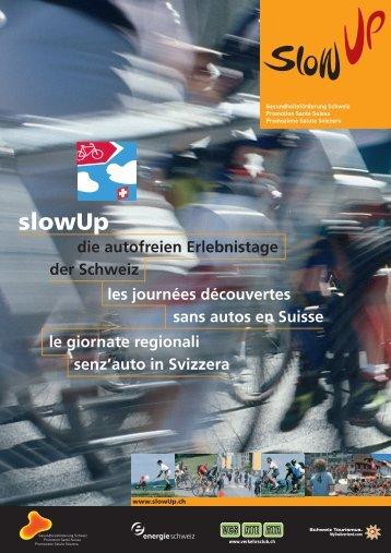 slowUp d der S