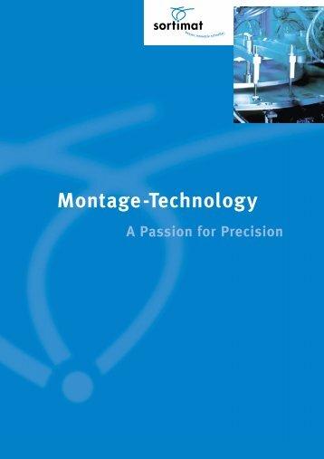 Montage-Technologie