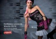 DaWanda Lovebook Winter 09/10