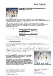 Glanzedelmetallpräparate zur Herstellung von ... - Precious Colours