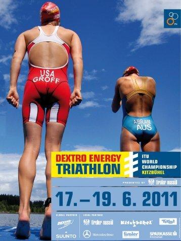 Reservierung KITZ PARTNER WERBEPAKET - ITU World Triathlon ...