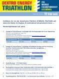 Reservierung KITZ PARTNER WERBEPAKET - ITU World Triathlon ... - Seite 3