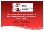 2.1 Hospital-Acquired Bacterial Pneumonia & Ventilator-Associated ...