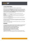 BENUTZERHANDBUCH USER MANUAL NAVODILA ZA ... - Smartkat - Page 2