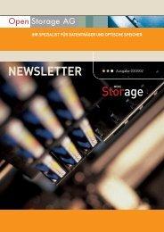 ihr spezialist für datenträger und optische ... - OpenStorage AG