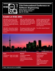 Call for Exhibits Brochure and Form - International Conference on ...