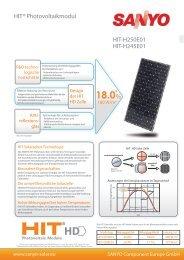 Datenblatt - AEET Energy Group GmbH