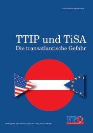 TTIP und TiSA – Die transatlantische Gefahr