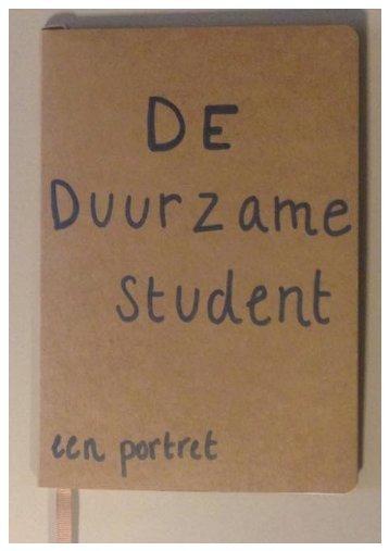 De Duurzame Student