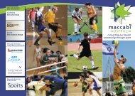 Welcome to Maccabi - Maccabi Australia