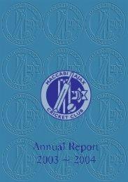 2003/04 Annual Report