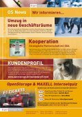 Newsletter 02 / 2002 - OpenStorage AG - Seite 2