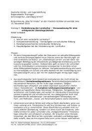 Vollstädt (2010): Handout Veränderung der Lernkultur - Ganztägig ...