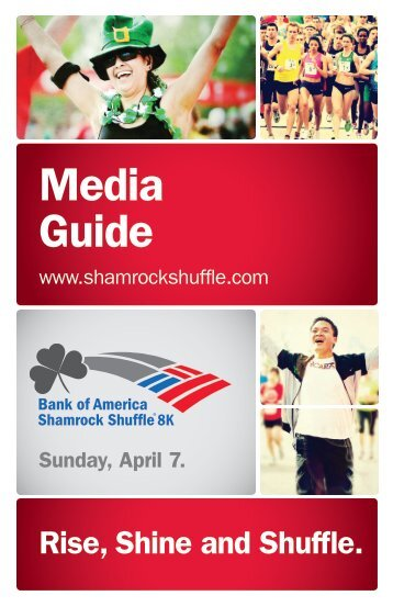 Media Guide - Shamrock Shuffle