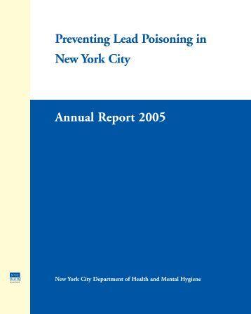 Annual Report 2005 - NMIC