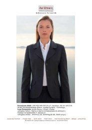 Damenjacke SUSA - 54% PES 44% WO 2% LY ... - Ask Ullmann