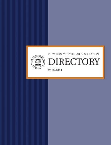LSBA Membership Directory - Louisiana State Bar Association