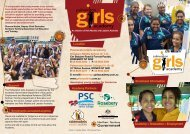 PGA Enrolment Brochure (1.21 mb) - Palmerston Girls Academy