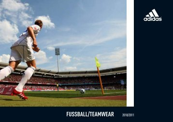 FUSSBALL/TEAMWEAR 2010/2011 - EASTSIDE