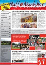 frohes und kreatives Basteln und Gestalten mit kindern - Stadt Velbert