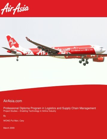 Enabling Technology in Airline Industry