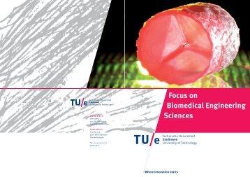 Focus on Biomedical Engineering Sciences - TU/e Biomedical ...