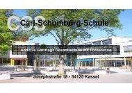 Präsentation Carl-Schomburg-Schule - 9. Pädagogische Konferenz