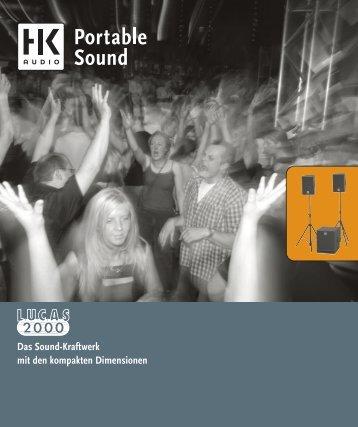 Das Sound-Kraftwerk mit den kompakten Dimensionen