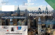 Breathe Free Philadelphia Brochure