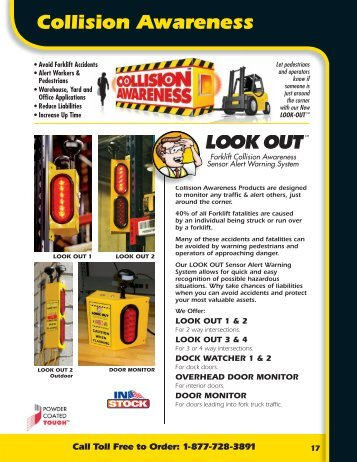Collision Awareness Products