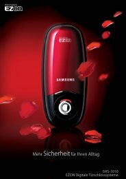 Katalog - Samsung-intercom.de