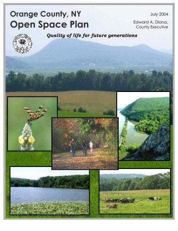 Open Space Plan - Orange County Water Authority