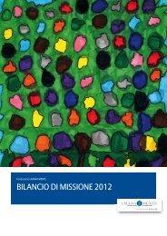 BIlancIo dI mIssIone 2012 - UMANA MENTE