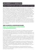 'Movements of Migration' in Göttingen - Georg-August-Universität ... - Seite 2