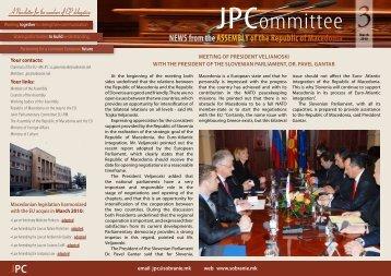 JPC Newsletter No 3