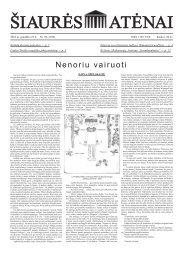 Nr.48 (1018) - Šiaurės Atėnai