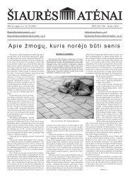 Nr.33 (1003) - Šiaurės Atėnai