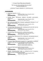 12. Meghívó 2011.12.29. - Veszprém megye honlapja