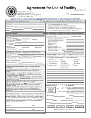 Use of Facility Form 2010 updated 3-01-10.indd - Touro Synagogue