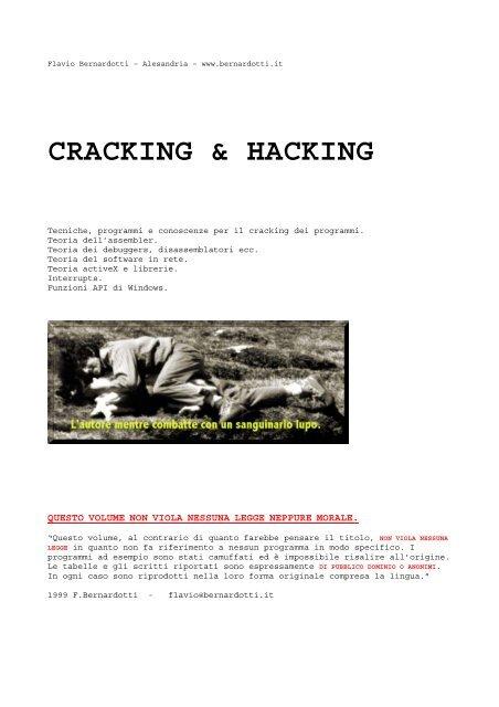 Frasi Sulla Vita 192 Pixel.Cracking Hacking Bernardotti